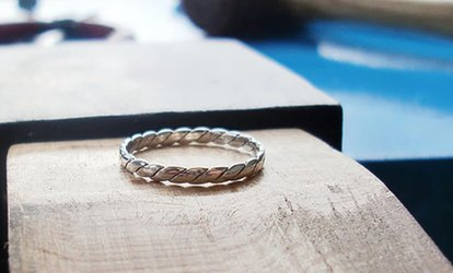 image for Ring Making Workshop for Two or Four at The Glamorous Owl (Up to 35% Off)