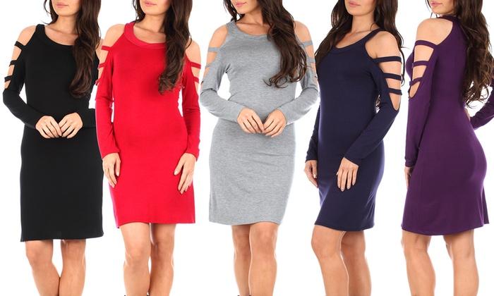 e40b2d7473ccb Up To 79% Off on Women's Body-Con Dress   Groupon Goods