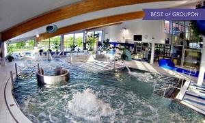 Średzki Park Wodny: Średzki Park Wodny: całodzienny pobyt dla 2 osób ze wstępem do saun i tężni solnej za 39,99 zł i więcej opcji (-41%)