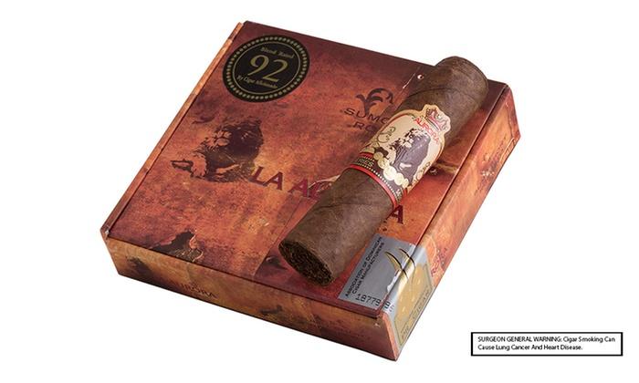 La Aurora 1495 Sumo Robusto Cigars (5-Pack): La Aurora 1495 Sumo Robusto Cigars (5-Pack) from Famous Smoke