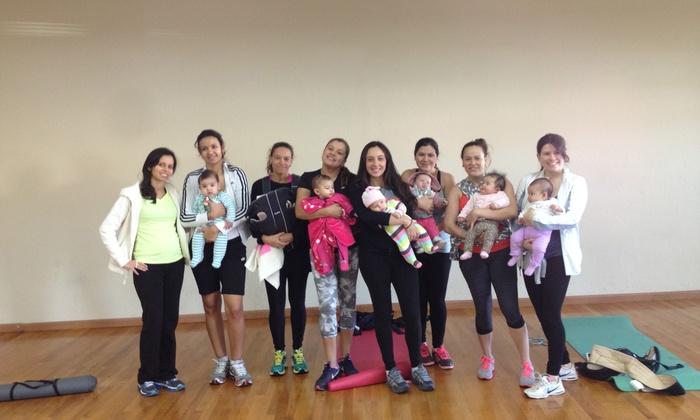 Katie Anderson Zumba - Li's Wushu Academy: Two Zumba Mommy & Me Classes at Katie Anderson Zumba (67% Off)