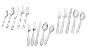International Silver Arabesque Flatware Set (20-Piece)