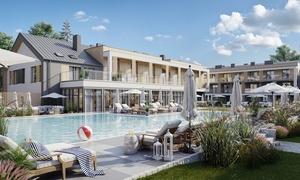 noclegi Grzybowo Pomorze – Grzybowo: pokój standard dla 2 osób lub rodziny z wyżywieniem HB i wellness & spa w Hotelu Saltic Resort & Spa
