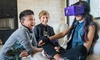 Merge Virtual Reality Goggles for iPhone and Android with Curated Content App: Merge Virtual Reality Goggles for iPhone and Android with Curated Content App