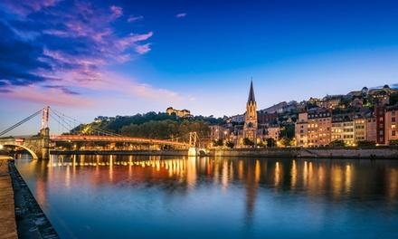 Lyon: habitación doble superior para 2 personas con opción a desayuno y bebida de bienvenida en Hotel Charlemagne 4*