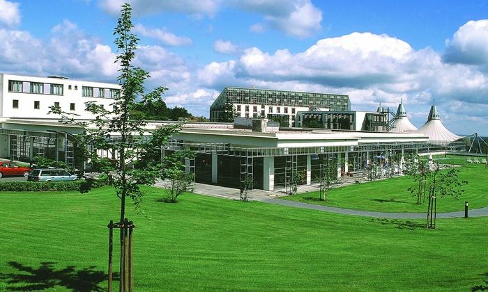 Hotel Rennsteig - Hotel Rennsteig: Thüringer Wald: 3-5 oder 8 Tage inkl. Halbpension und Saunaweltnutzung, opt. mit Begrüßungssekt im Hotel Rennsteig