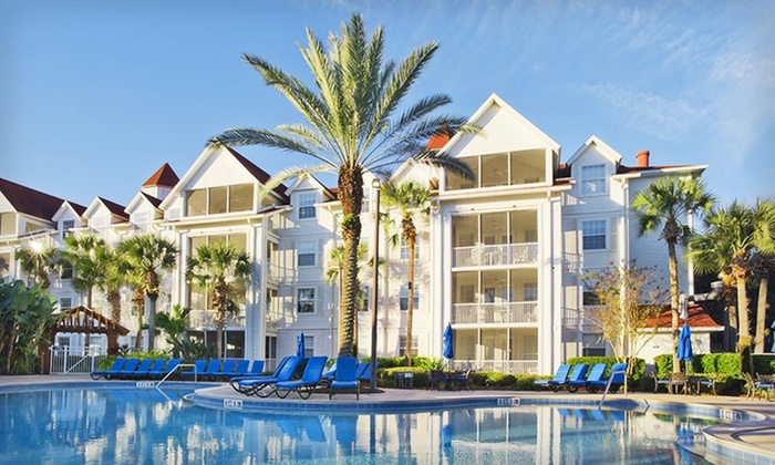 Grand Beach - Orlando, FL: 3-Night Stay for Up to Eight in a Two- or Three-Bedroom Suite at Grand Beach in Orlando, FL. Combine Up to 6 Nights.