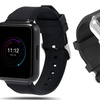TechComm Q1 Android OS Smartwatch 8GB Heart Rate Monitor (3G Unlocked)