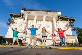 Up to 38% Off All-Access Tickets to WonderWorks Pigeon Forge at WonderWorks Pigeon Forge, plus 6.0% Cash Back from Ebates.