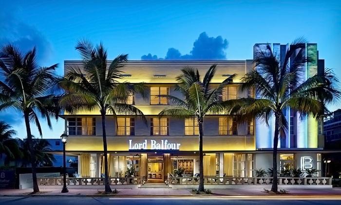 Hotel deals in Miami, FL: Discover the best hotels in Miami.