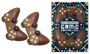 Manettes Playstation en chocolat