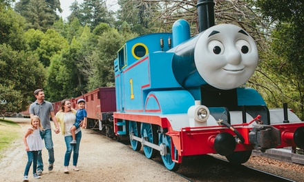 Day Out with Thomas for One at Southern California Railway Museum (Up to 30% Off). 32 Options Available.