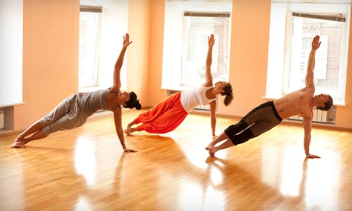 Hot Yoga With Joe - Hot Yoga With Joe: Three, Six, or Nine Classes at Hot Yoga With Joe (Up to 67% Off)