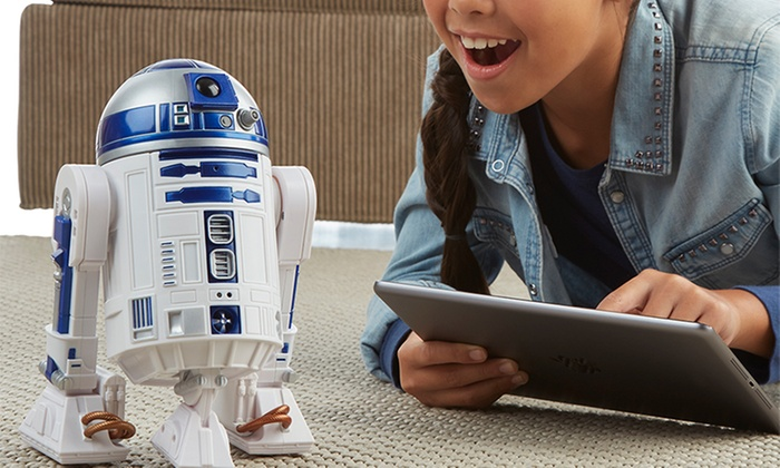 Hasbro Star Wars Smart R2-D2 Droid from £32.99