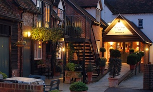 Black Boys Inn: Three-Course Meal with a Glass or Unlimited Prosecco for Two or Four at Black Boys Inn (50% Off*)