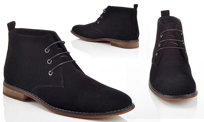 Franco Vanucci Men's Chukka Boots (Sizes 8.5 & 10)