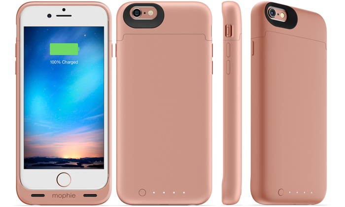 new product 5fe7e d04a7 Mophie Juice Pack Reserve Battery Case for iPhone 6/6S (Refurbished ...