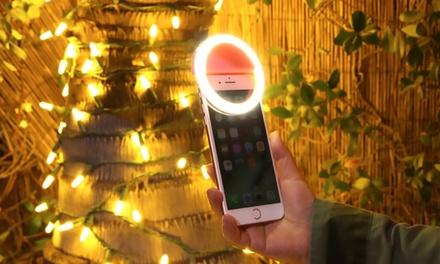 1 o 2 luces LED Apachie para selfie, en color a elegir