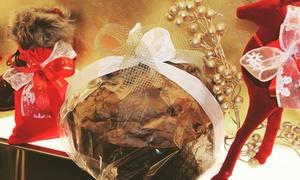 Ego Chocolat: Confezione natalizia con panettone alla pasticceria Ego Chocolat, Viale Premuda (sconto fino a 42%)