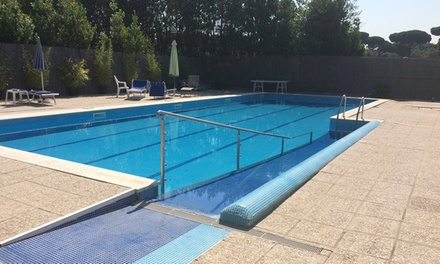 Le migliori piscine all 39 aperto di roma per affrontare l 39 estate for Piscina wellness roma