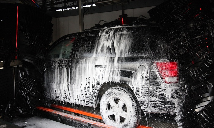 Bay Area Car Wash - Redwood City, San Mateo, Hayward, and Foster City