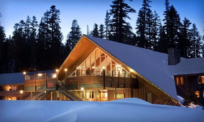 Mammoth Mountain Inn - Mammoth Lakes, CA: Two- or Three-Night Stay at Mammoth Mountain Inn in Mammoth Lakes, CA