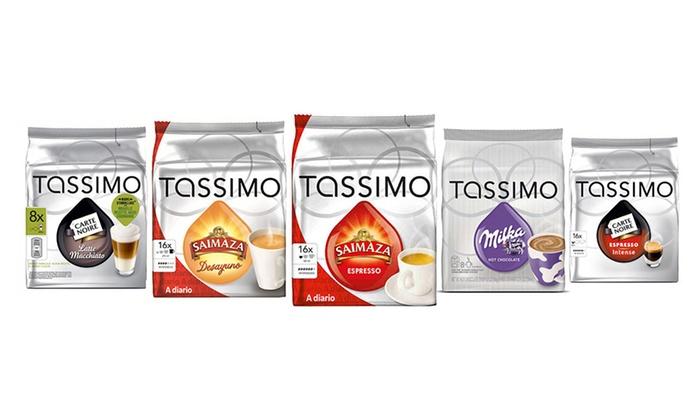 40 Tassimo T Discs Variety Pack For 1999