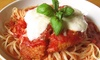 C$223 Off Date Night Meal for Two at Vittorio's Italian Eatery
