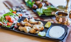 Kwiat Peonii: Kuchnia indyjska: 34,99 zł za groupon wart 50 zł do wydania na całe menu i więcej opcji w restauracji Kwiat Peonii