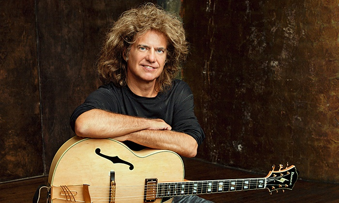 Pat Metheny Unity Group - The Santander Performing Arts Center: Pat Metheny Unity Group at The Santander Performing Arts Center on Saturday, November 22 (Up to 40% Off)