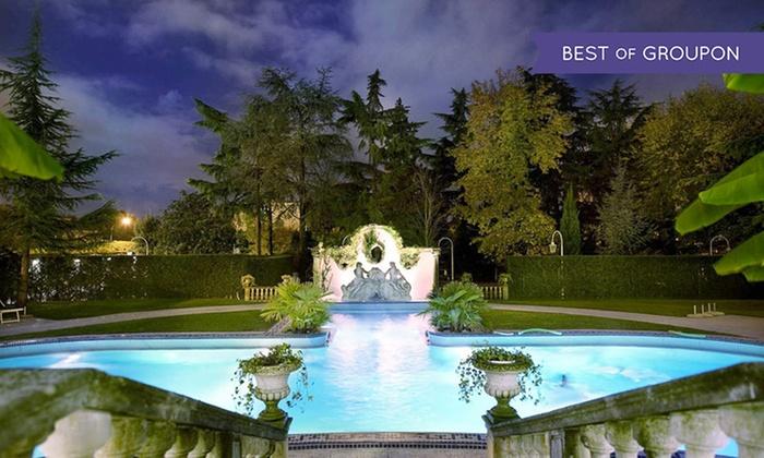 Abano Ritz Hotel Terme - Abano Ritz Hotel Terme: Abano Terme, Abano Ritz Hotel Terme 5*: fino a 5 notti con spa e piscine termali, colazione o mezza pensione per 2