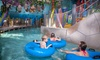 CoCo Key Water Resort - Omaha, NE: Single-Day Water Park Passes for Two or Four at CoCo Key Water Resort (Up to 50% Off). Four Options Available