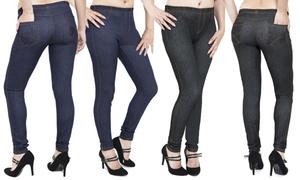 Leggings style jean