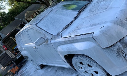 The Secret Touch Hand Wash from Secret Touch Mobile Detailing (Up to 53% Off). Two Options Available.