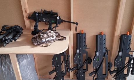 6, 8 o 10 plazas para Laser Combat en la modalidad de batalla abierta desde 44,95 € en Coruña Laser Combat