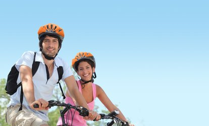 image for Bike Rentals from Wheel Fun Rentals (Up to 57% Off)