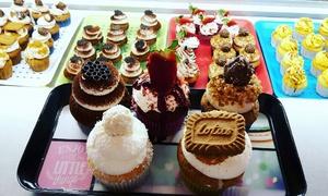 Amylin's Cupcakes: Centre d'Anvers : cupcake et boisson chaude au choix et cupcake à emporter avec Amylin's Cupcakes