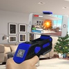 Zuzo Virtual Reality Bluetooth Gun with Augmented Reality Technology