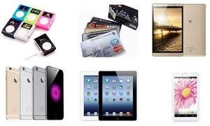 JDFASION STORE: Wertgutschein über 40 € – 800 € anrechenbar auf Elektronikgeräte bei Jdfasion Store