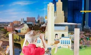 LEGOLAND Discovery Center Kansas City: $12.60 for Admission for One to LEGOLAND Discovery Center Kansas City ($18 Value)