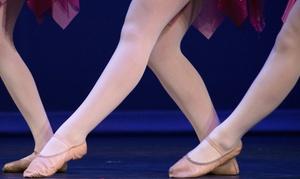 South Valley Dance Arts: Four Dance Classes from South Valley Dance Arts (75% Off)