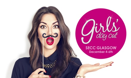 Girls' Day Out Show Entry with Cocktails, 2 December at SECC Glasgow (Up to 25% Off)
