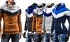 Groupon Goods Global GmbH: Sudaderas con capucha para hombre por 22,99 € (54% de descuento)