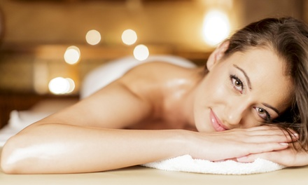 Up to 57% Off deep tissue massage at Heavenly Hands Massage