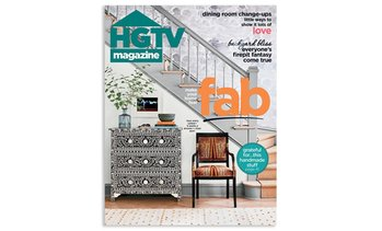 Up to 85% Off Print Subscriptions to HGTV Magazine