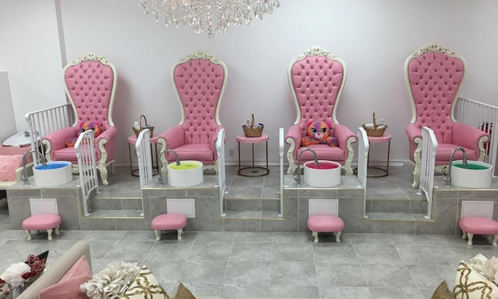 Glitter and glam up to 38 off paramus nj livingsocial for A little off the top salon