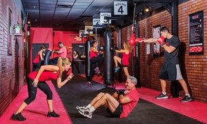9Round: 5 or 10 Kickboxing Classes at 9Round (Up to 50% Off)