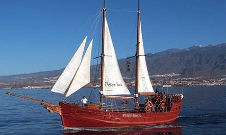 Paseo en el barco de Peter Pan para dos o cuatro personas desde 39,90 €