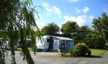Lancashire or Cumbria: Up to 3-Night Tent Pitch Hire