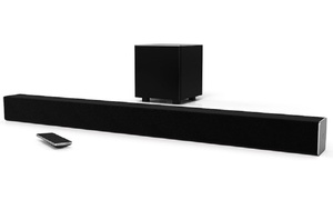 Vizio SmartCast 2.1-Channel Sound Bar System (Mfr. Refurb.)